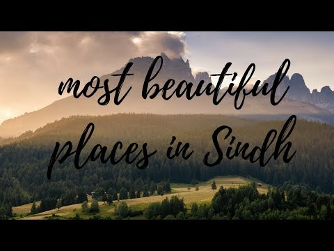 Top beautiful places in Sindh