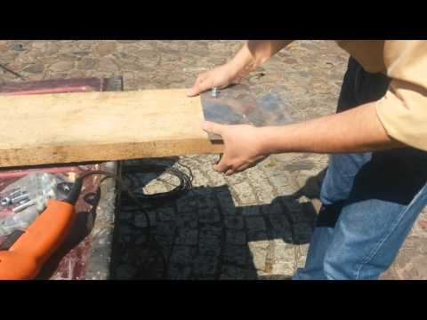 How to build a loading ramp