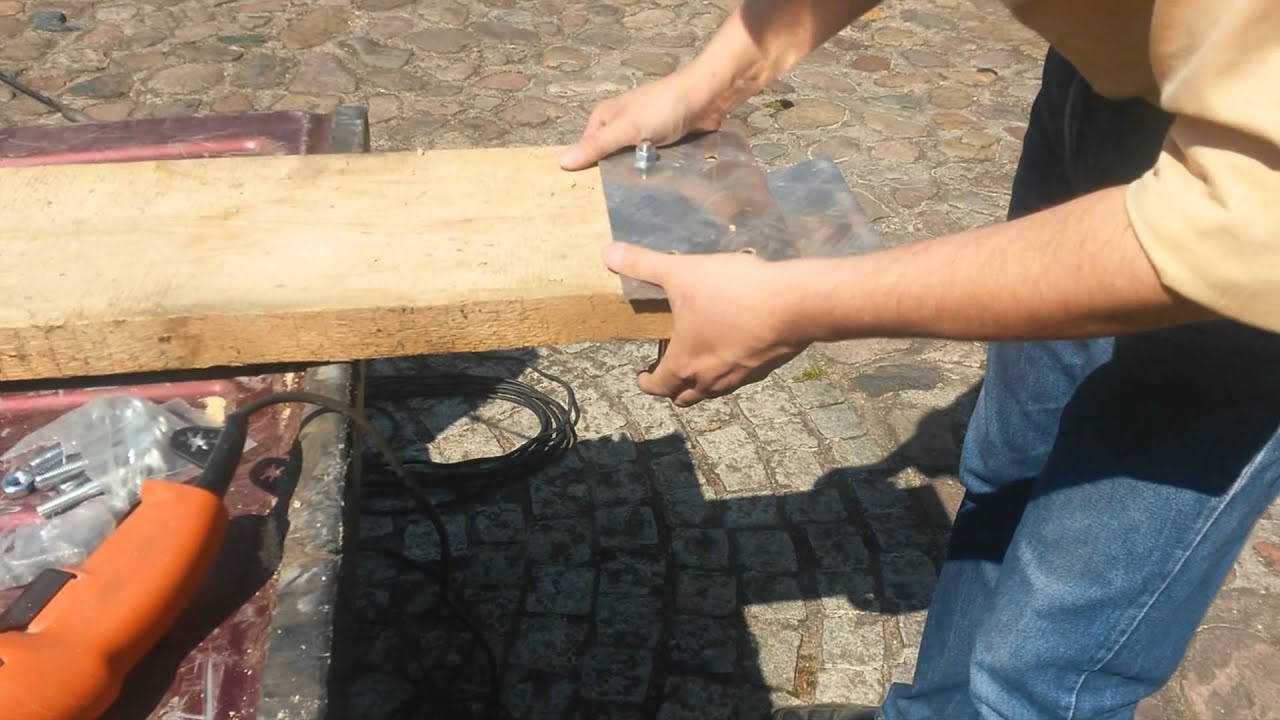 How to build a loading ramp youtube how to build a loading ramp solutioingenieria Image collections