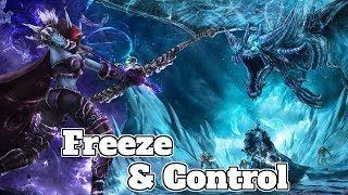 Freeze Control Mage Witchwood | Hearthstone Guide How To Play