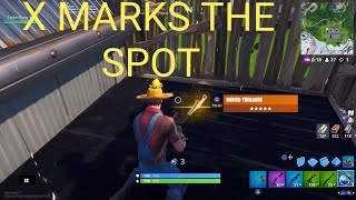 "Fortnite New ""Buried Treasure Map"" Item and How it Works 
