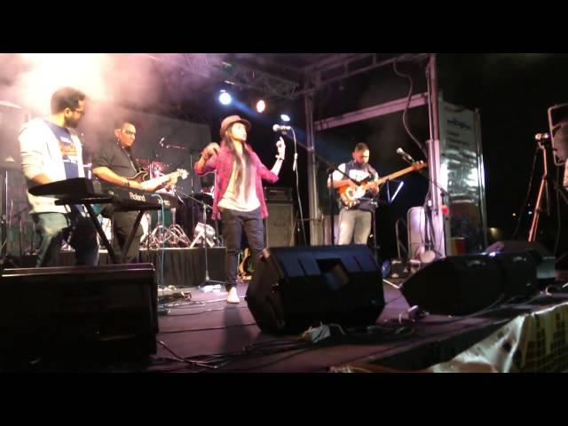 NACHO covered by TANTRIK  at ABBMA spring festival SYDNEY