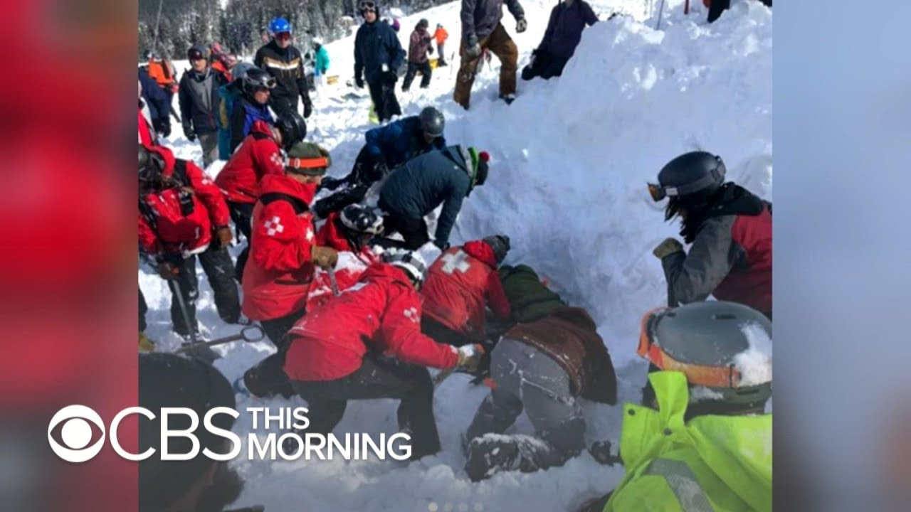 One reportedly dead after avalanche at New Mexico ski resort