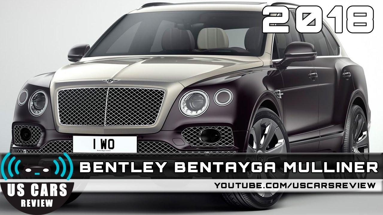 2018 bentley review.  bentley 2018 bentley bentayga mulliner in bentley review