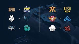Mundial 2017 - Fase de Grupos - Dia 1