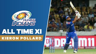 Kieron Pollard's MI All-Time XI | Mumbai Indians