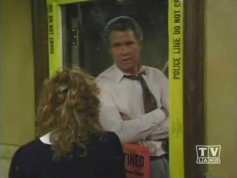 Night Court's Favorite District Attorney Dan Fielding (John Larroquette)