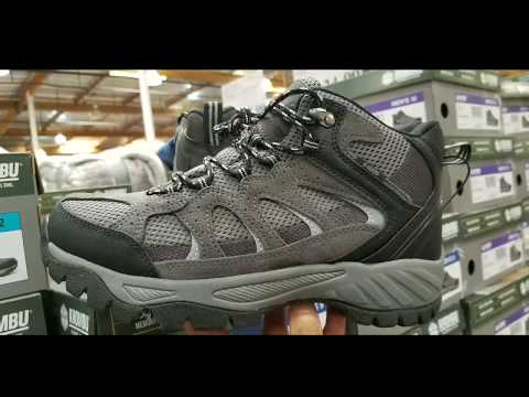 Costco! Khombu Men's Leather Hiker Boot! $24!!!