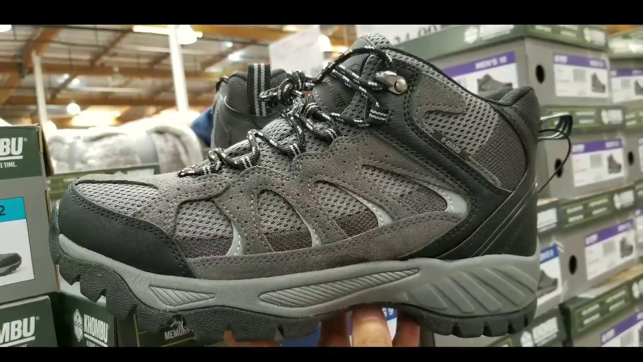 Costco! Khombu Men's Leather Hiker Boot! $24!!! – Sterling