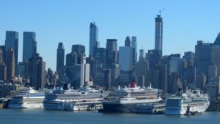 How to get to the Manhattan Cruise Terminal DIY guide