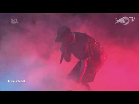 [ FULL HD ] Travis Scott LIVE at ACL Fest 2018 w/ Mike Dean ( Austin City Limits Weekend 1 )