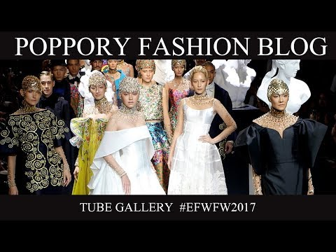 TUBE GALLERY | Elle Fashion Week FW2017 | VDO BY POPPORY