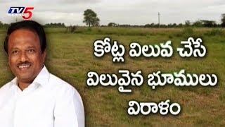 దాన కర్ణుడు @లక్ష్మారెడ్డి.. | Telangana Health Minister Laxma Reddy | TV5 News