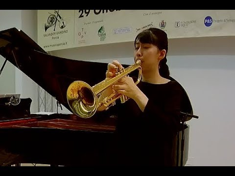 Miho Kaneko (Giappone) - Eugène Bozza: Rustiques