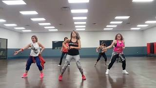 SEVENSOL Zumba Routine -  Song Almost Like Praying For Puerto Rico by Lin-Manuel Miranda