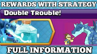 Upcoming Events Double Trouble Full Information in Clash of Clans
