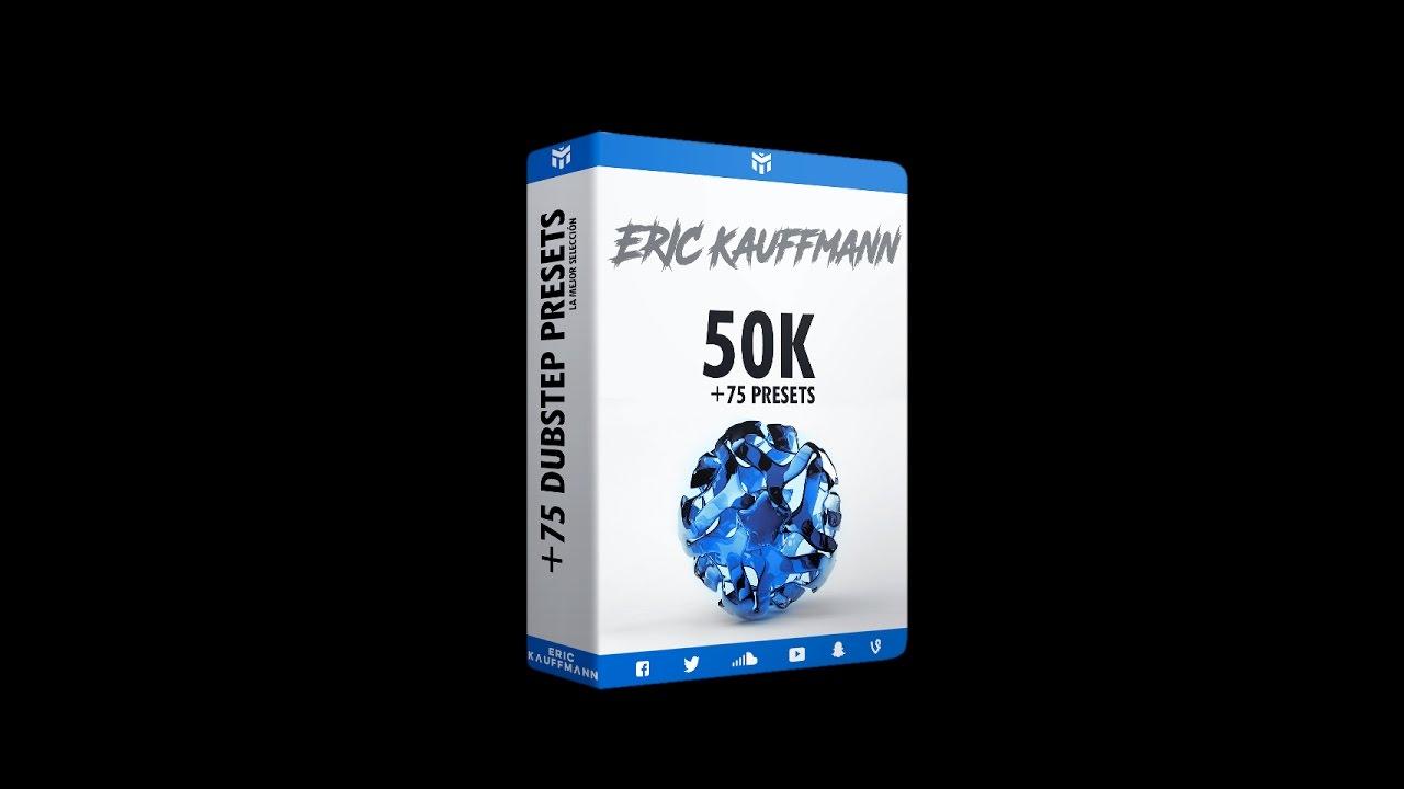 75 DUBSTEP PRESETS FREE! 50K Dubstep Pack - Xfer Serum + Sytrus Presets