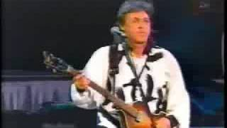 Paul McCartney - Another Day (LIVE IN CHARLOTTE BLOCKBUSTER PAVILLION 1993)