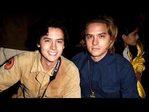 Cole Sprouse doesn't care if Dylan Sprouse watches Riverdale