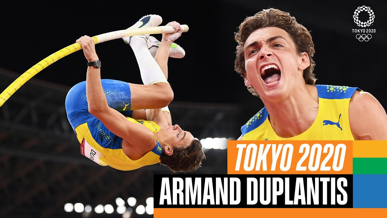 Download The BEST of Mondo Duplantis 🇸🇪 at the Olympics