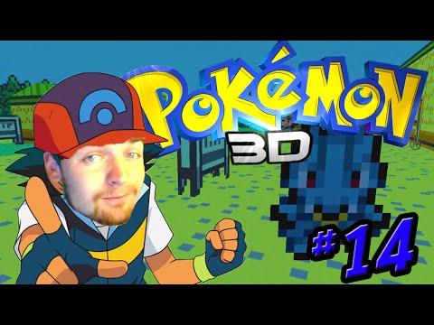 SECRET UNDERGROUND BASE!   Pokemon 3D   Part 14  