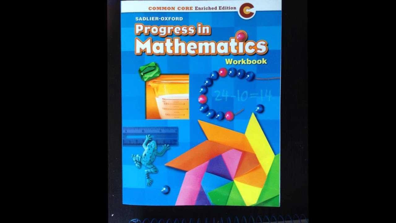 2nd Grade Progress in Mathematics - YouTube