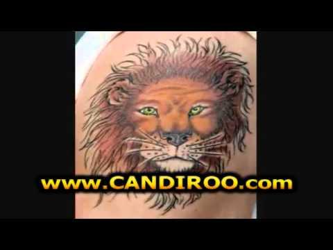Tatuajes De Leones Rugiendo Tribales Youtube