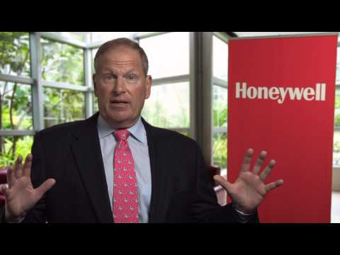 Honeywell Chairman & CEO Dave Cote