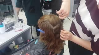 видео Виды стрижки шапочка