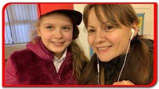 IOANA la scoala BRITANICA  Calatorim prin Budapesta Daily Vlog