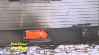 Deadly fire in Lincoln, RI