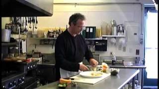 Hearts Of Palm Tree Salad - Chef Gerald Sabatino