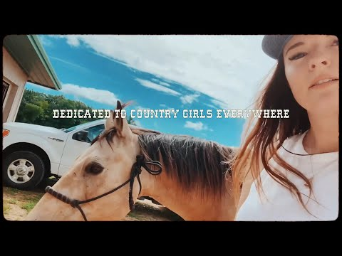 """Jenna Paulette - """"Country In The Girl"""" (Lyric Video)"""