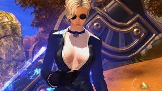 TERA: Arcane Engineer Level 25 Gameplay (Korea)