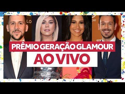 PRÊMIO GLAMOUR 2018: assista à transmissão ao vivo da chegada dos famosos no tapete vermelho