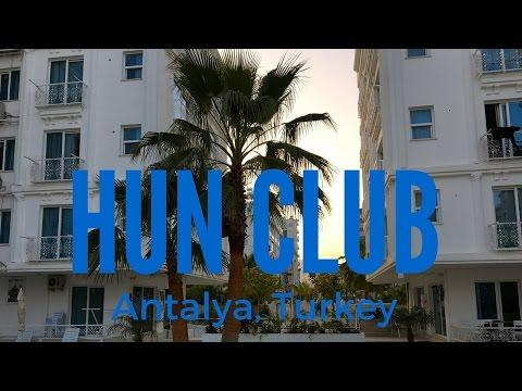 The Hun Club apartments, Konyaalti, Antalya, Turkey