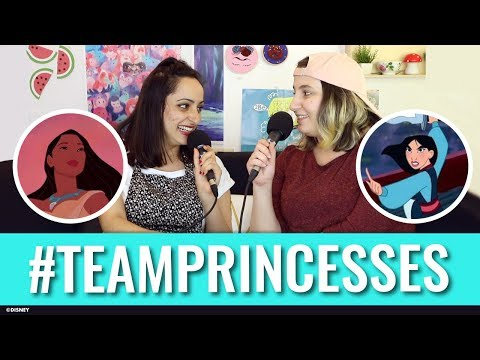 #TEAM PRINCESSES — Les princesses Disney à l'honneur !