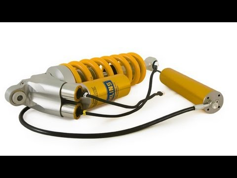 Öhlins Suspension New Products 2012