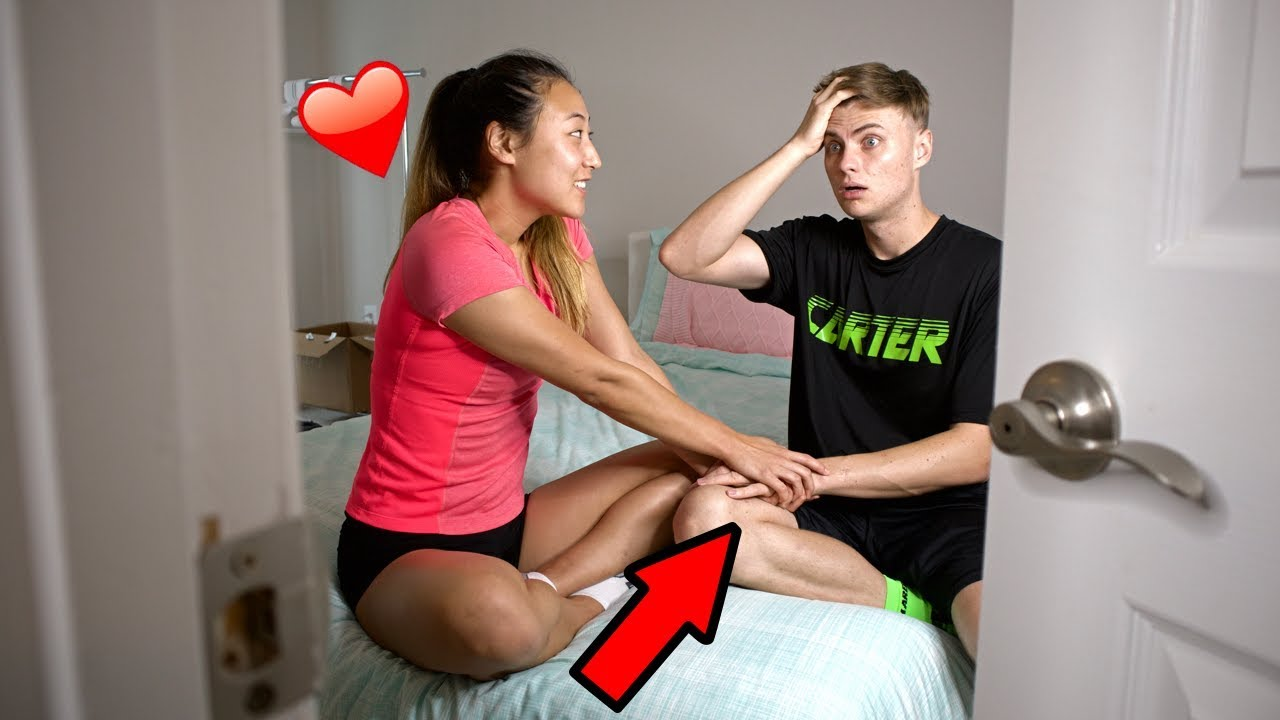 I TOLD HIM I LIKE HIM... (PART 2 - DELETED VIDEO)