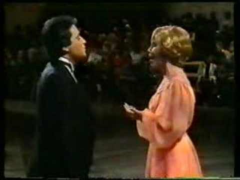 Jose Carreras and Anneliese Rothenberger sing La Traviata