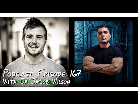Protein Overfeeding, Fasting & Ketosis with Dr Jacob Wilson - Podcast 167