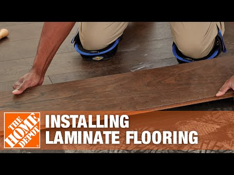 Installing Laminate Flooring: Overview