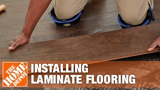 installing laminate flooring overview the home depot