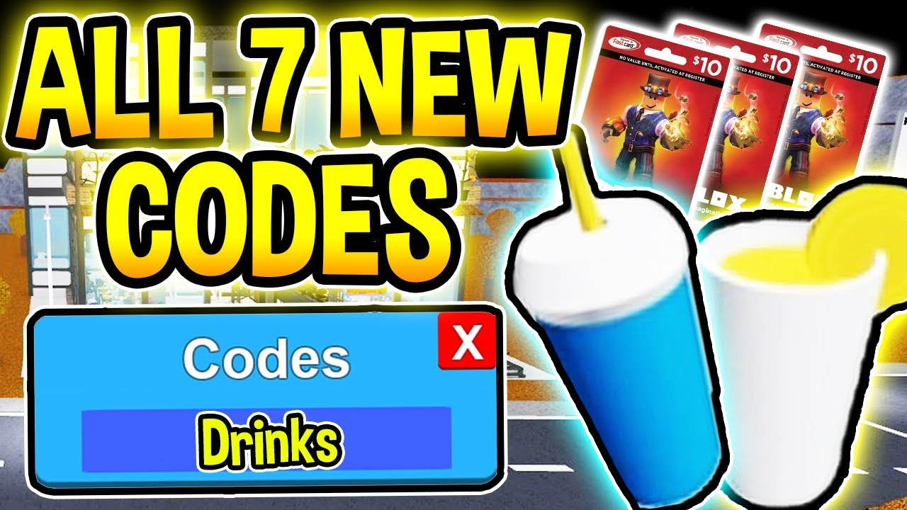 New Restaurant Tycoon 2 Codes Drinks Update Roblox Youtube