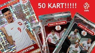 WOW! 50 Kart! ⚽️ ŁĄCZY NAS PIŁKA ⚽️