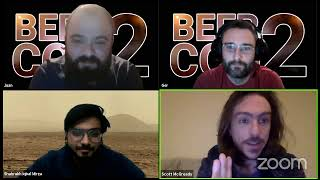 Security Coffeehouse: Talking About BeerCon2 (Part 4)