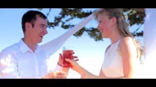 Свадьба на Кипре. Только Ты и Я - только море, скалы и небо!