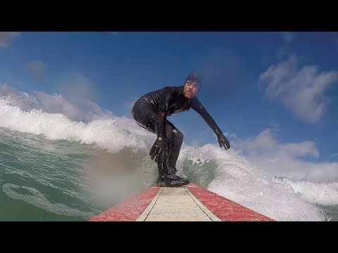 Surfing scientists and algae hunters use Sentinel-3 to study coastline