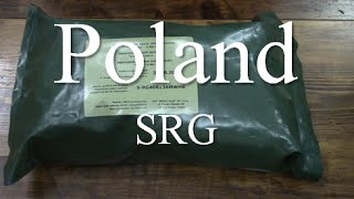 MRE Review: Polish SRG 24 Hour Ration