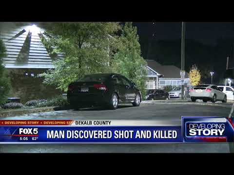 DeKalb County man discovered shot and killed